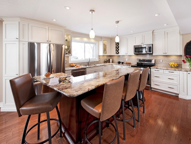 Dark Floors Light Kitchen Cabinets can i have light kitchen cabinets with dark floors