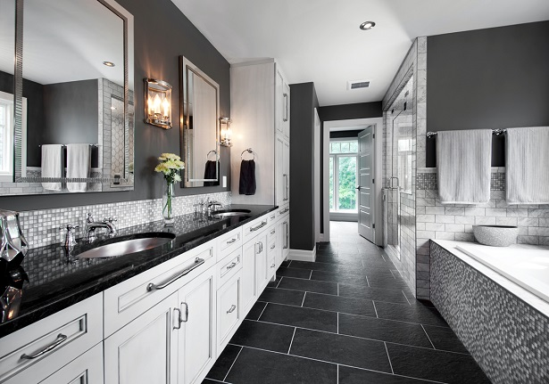 bathroom mirrors ottawa custom bathroom renovations laurysen ottawa 11155 | Custom Bathroom Renovation Ottawa by Laurysen