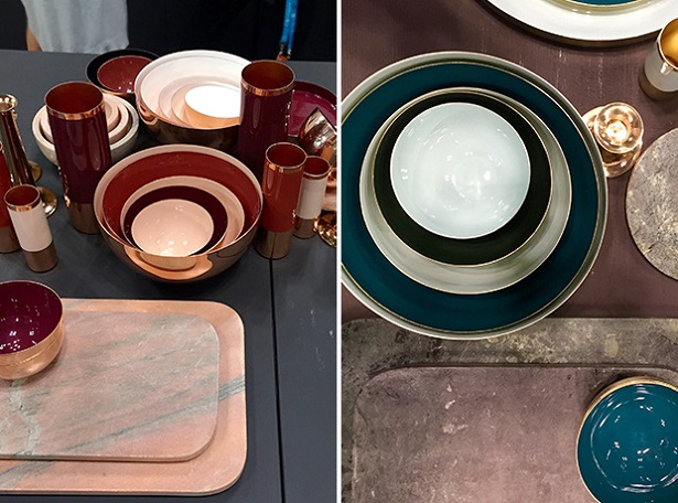 Hawkins New York Tableware NY Now