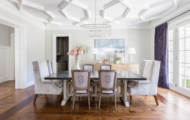 dining room elle decor alyssa rosenheck