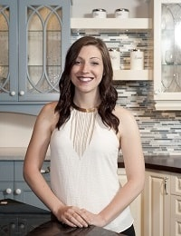 Kitchen designer Kenysha Manery