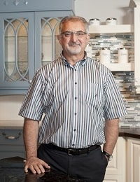 Kitchen designer Stephen Hnatyshyn