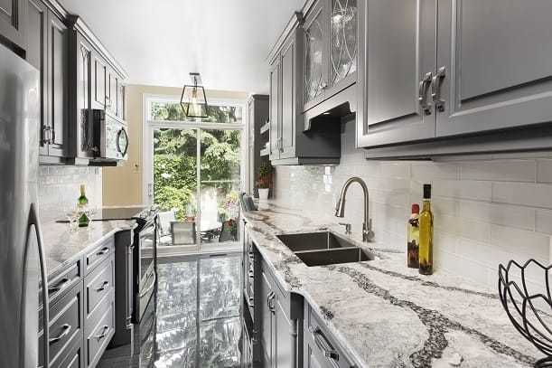 Design Solutions Galley Kitchens