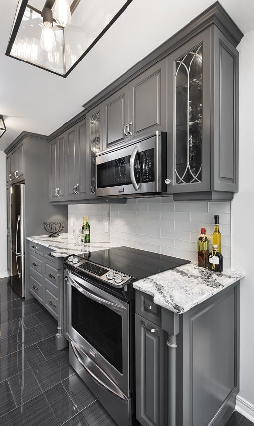 Laurysen Kitchens & A Designer\u0027s 3 Top Tips for Your Galley Kitchen