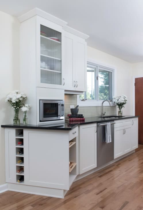 A Designers 3 Top Tips For Your Galley Kitchen
