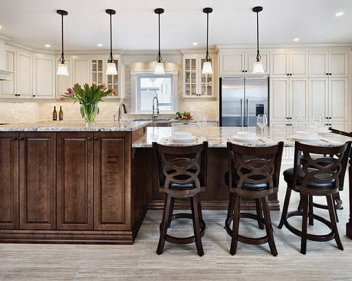 4 steps to create the perfect kitchen island for The perfect kitchen island