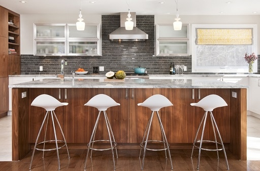 4 steps to create the perfect kitchen island for Perfect kitchen dimensions