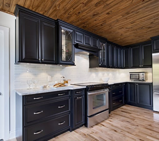 Black Kitchen Designs Could Be the Inspiration You Need