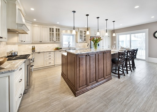 Both Introduce The Wood Element That Is So On Trend For 2018. Laurysen Kitchens  Design Gallery.