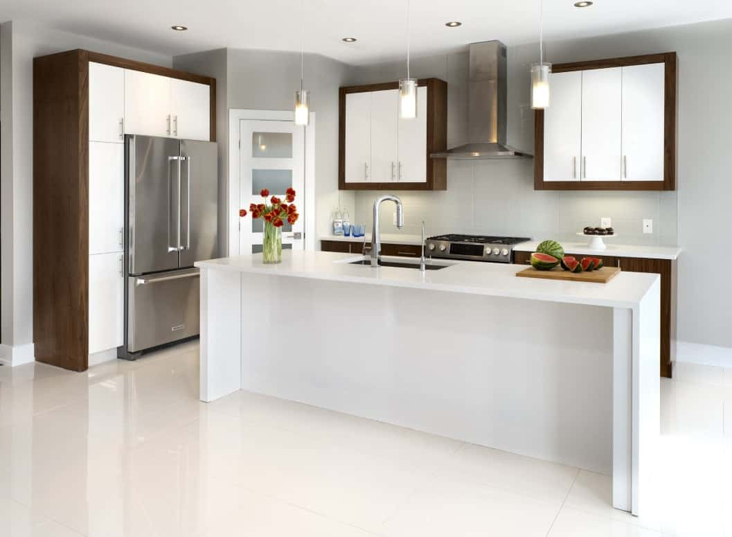 Contemporary Kitchen Style Ottawa