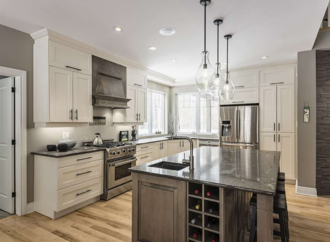 Transitional Kitchen Style Ottawa