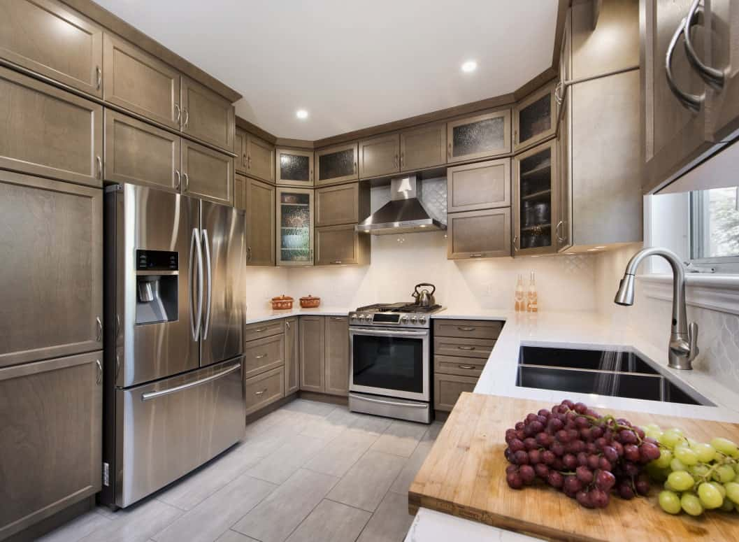 Solid Wood Cabinet Material
